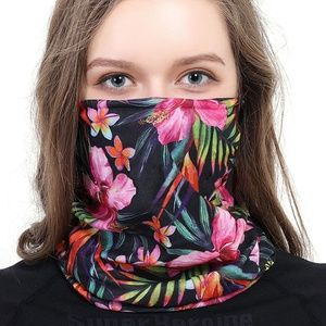 Floral Cloth Face mask - 4 styles